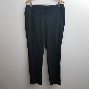 Torrid Pullup Pants Size 2X Black Stretch Slim